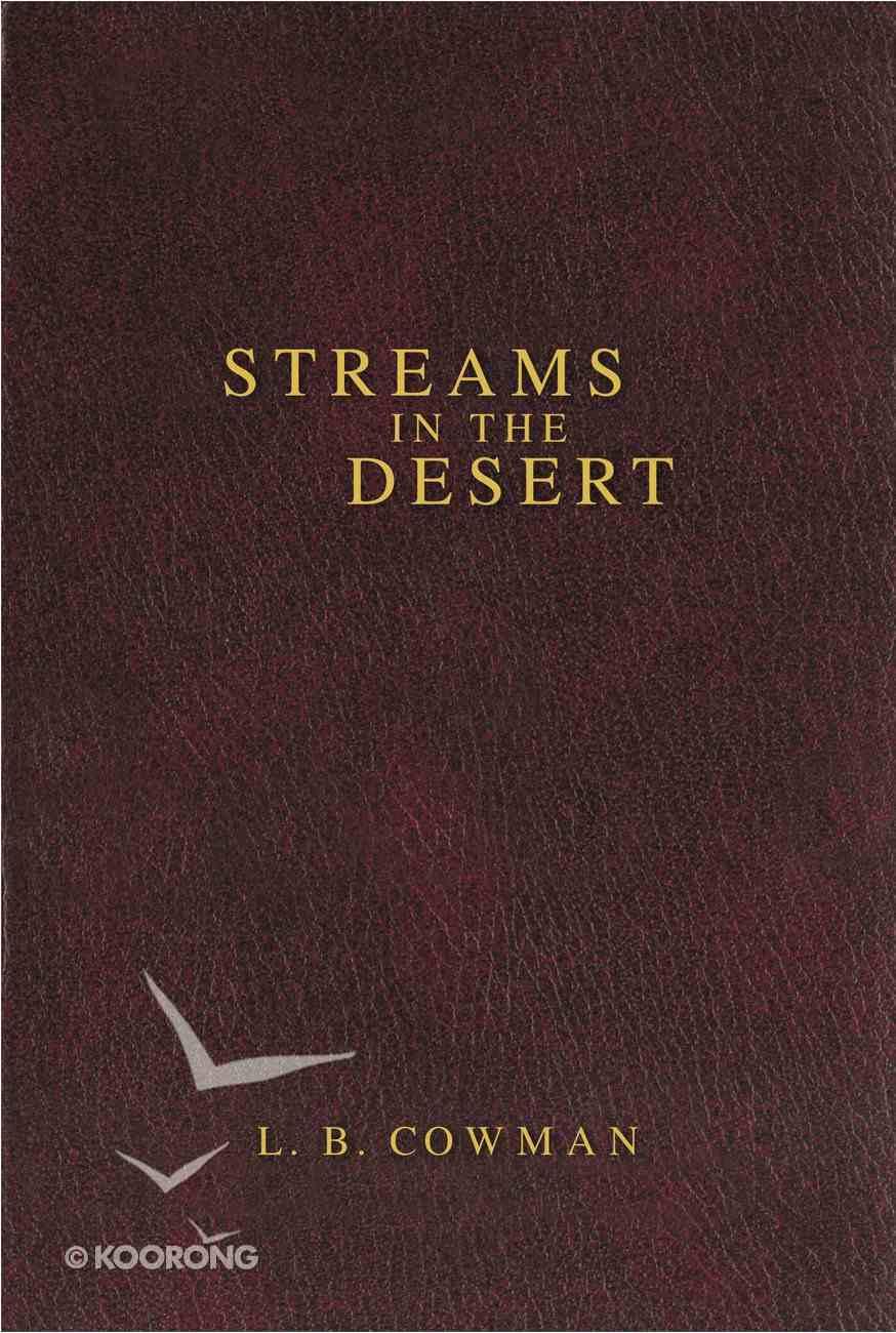 Streams in the Desert (Zondervan Contemporary Classics Series) eBook