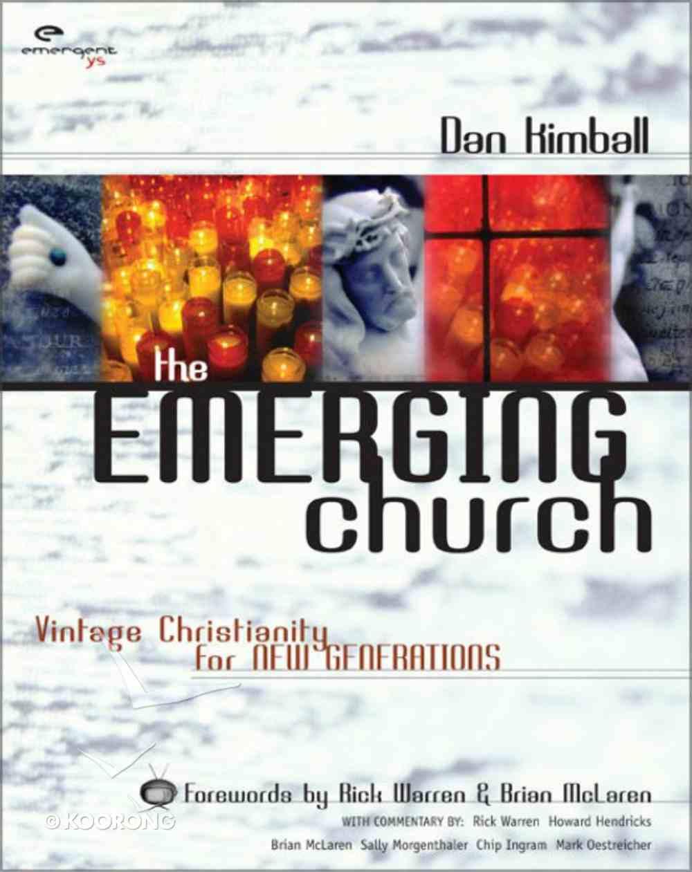 The Emerging Church eBook