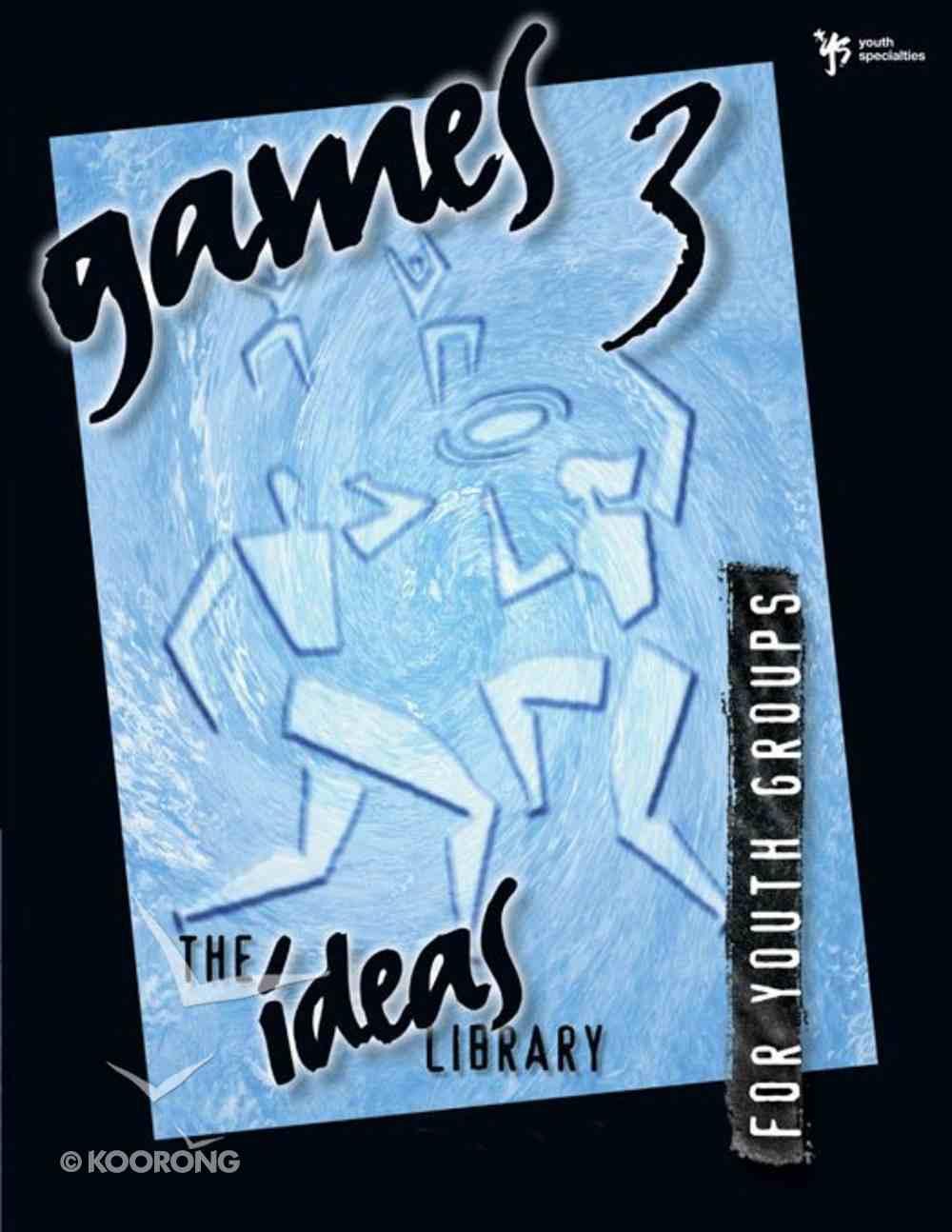 Ideas Library: Games 3 eBook