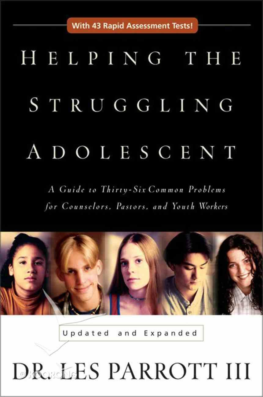 Helping the Struggling Adolescent eBook