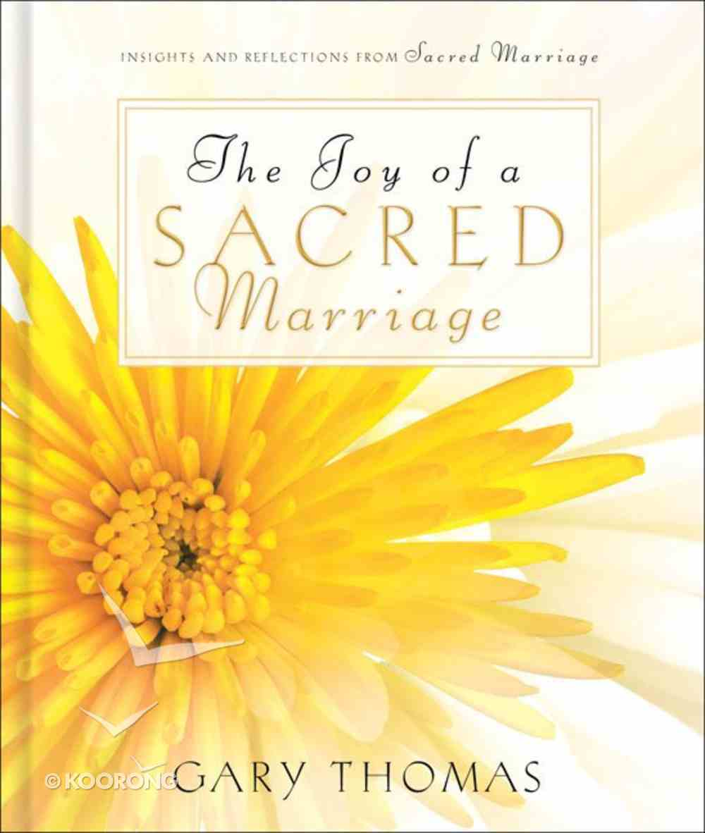 The Joy of a Sacred Marriage eBook