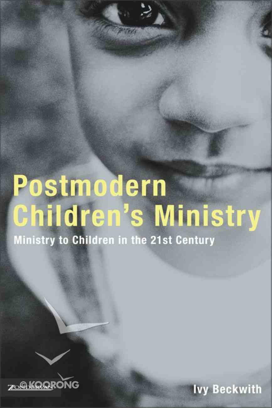 Postmodern Children's Ministry eBook