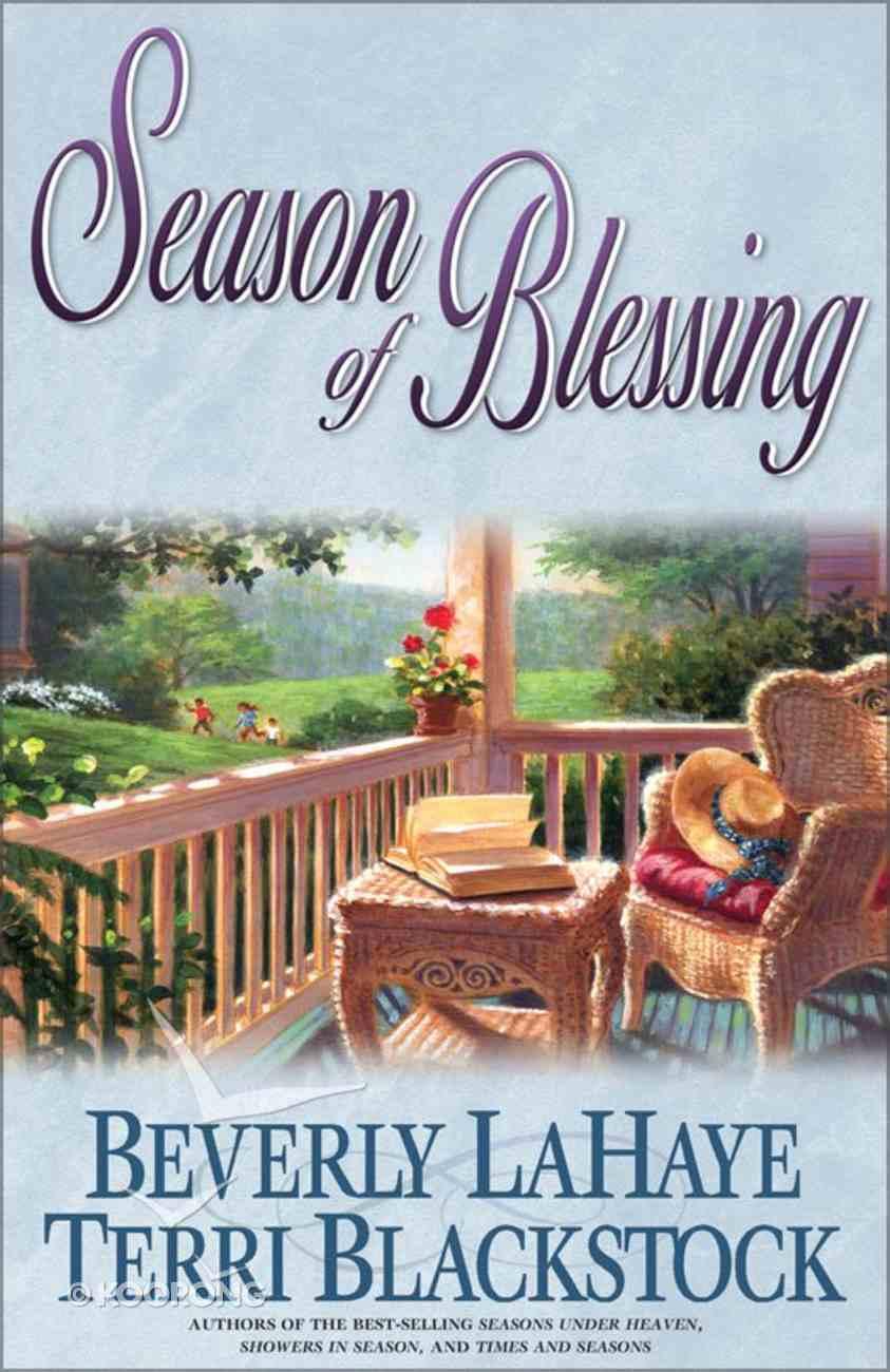 Season of Blessing (#04 in Cedar Circle Seasons Series) eBook