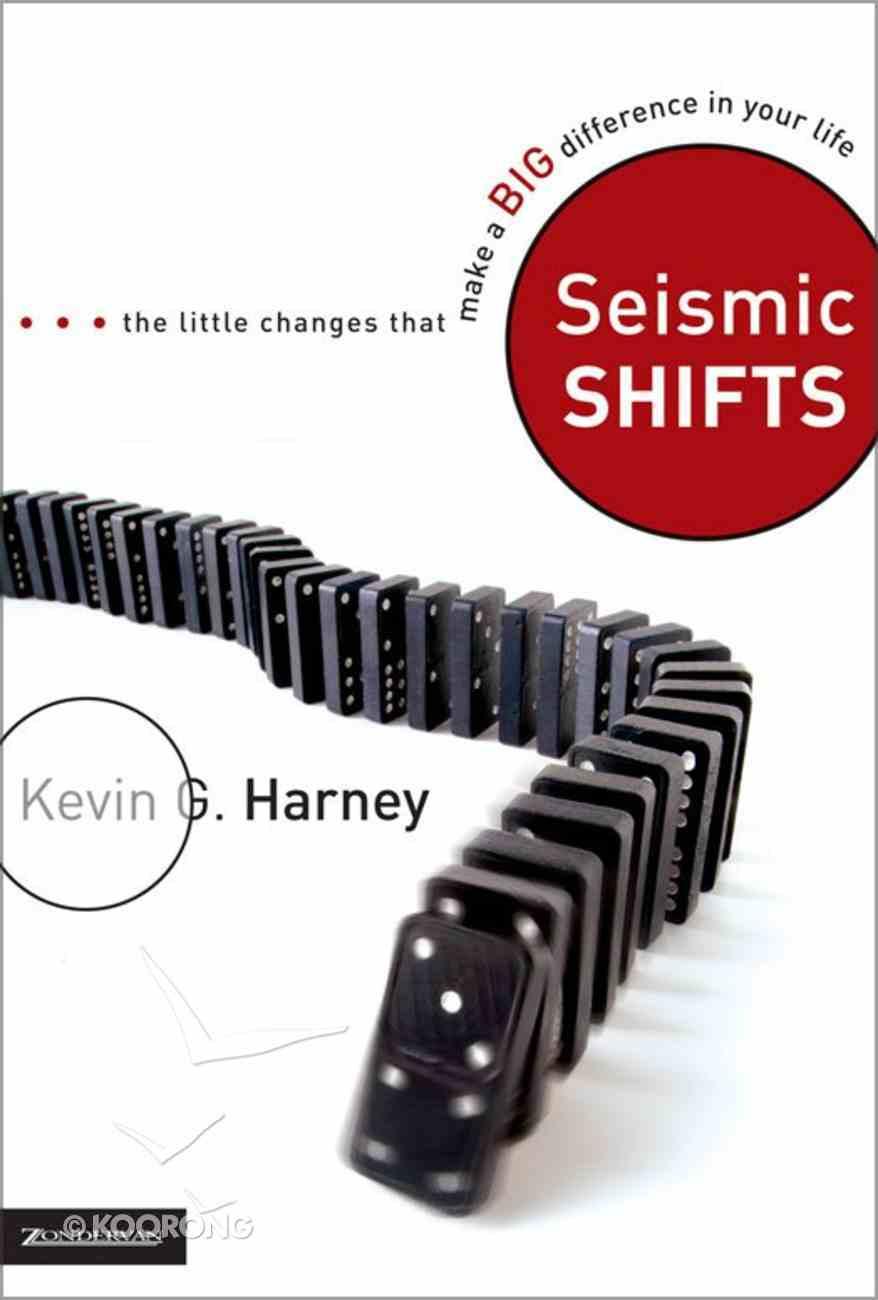 Seismic Shifts eBook