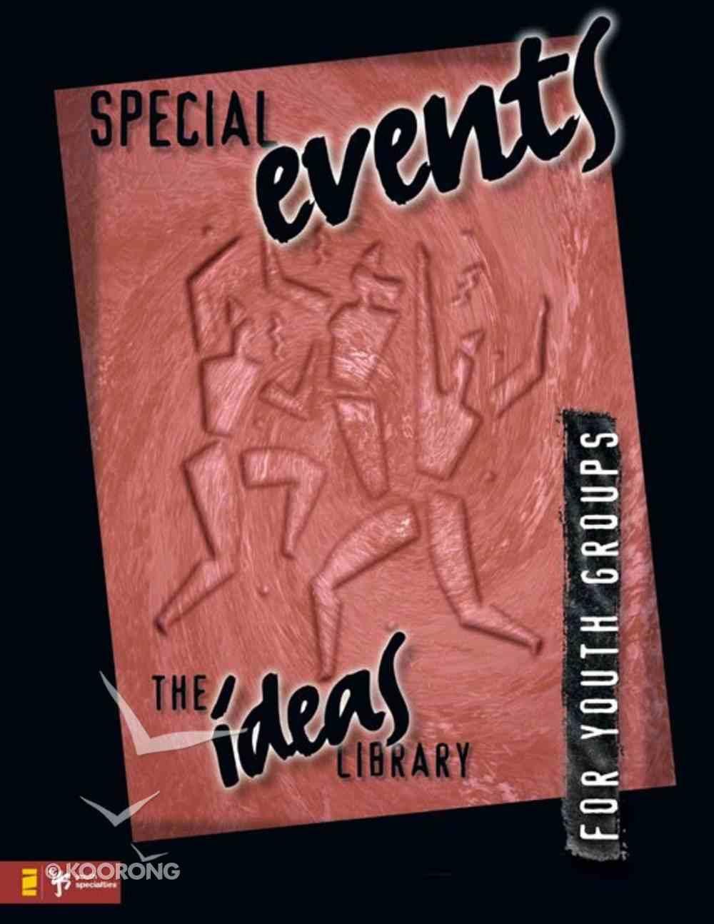 Ideas Library: Special Events eBook