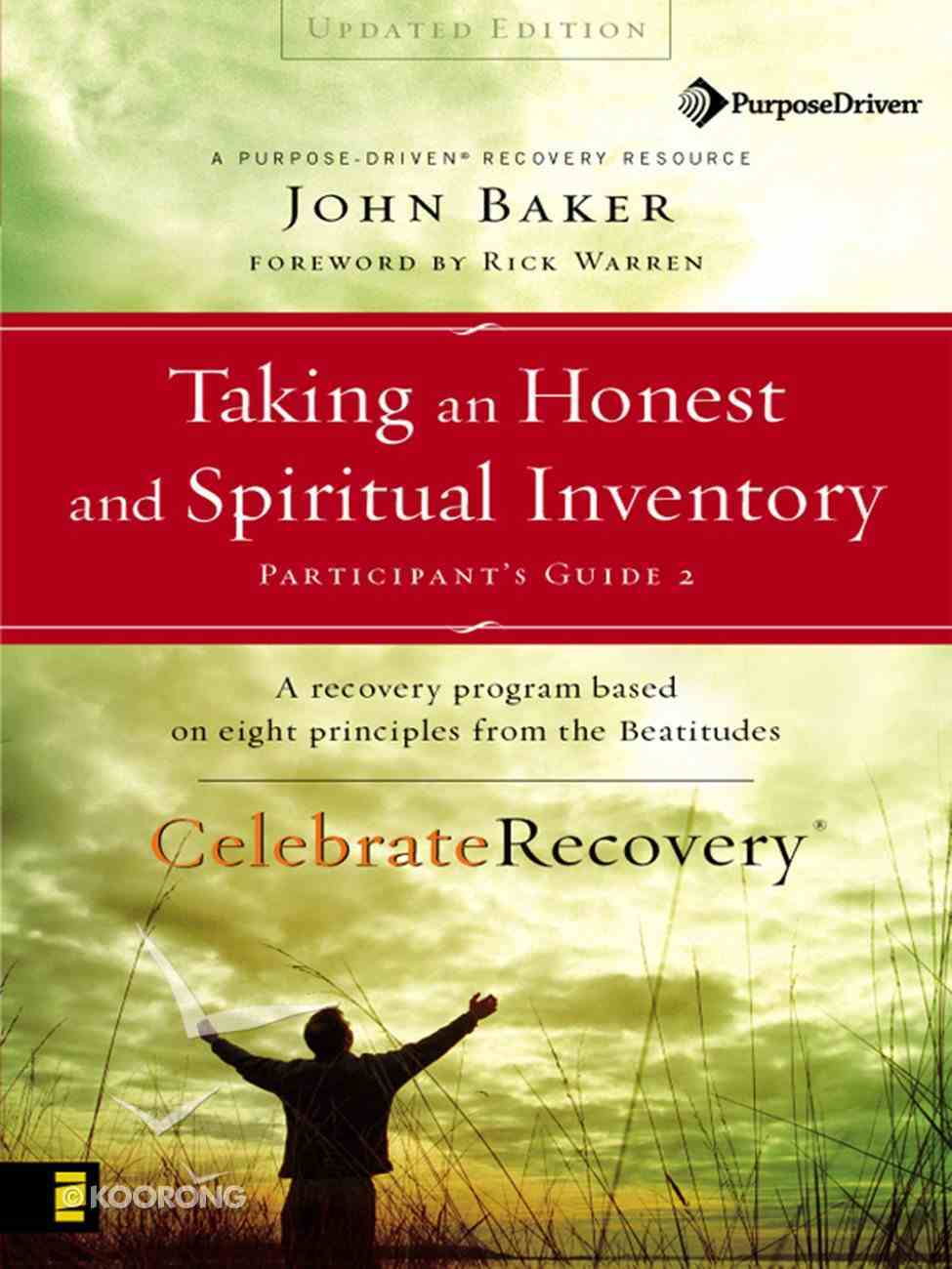 Taking An Honest & Spiritual Inventory (Participant's Guide) eBook