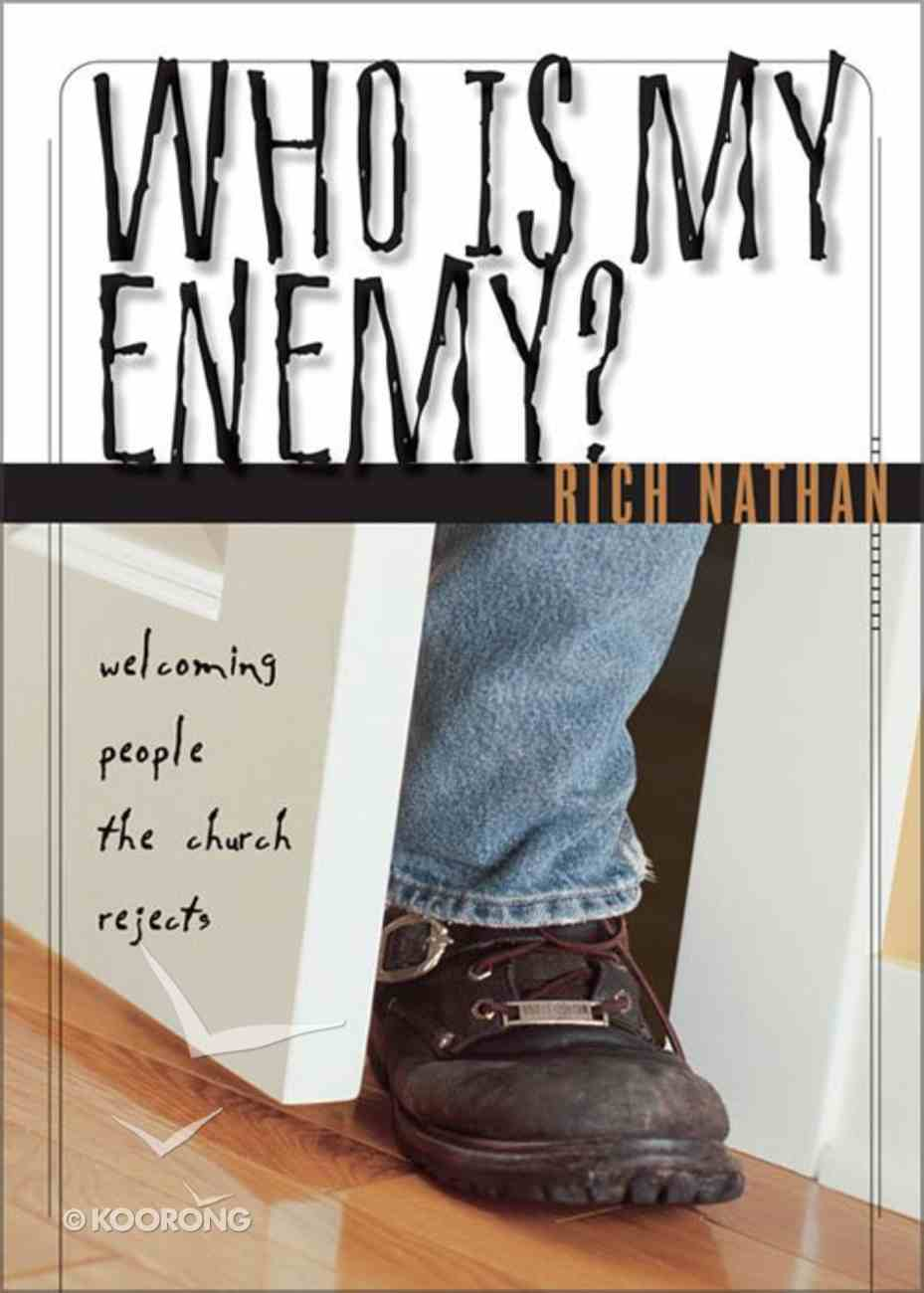 Who is My Enemy? eBook