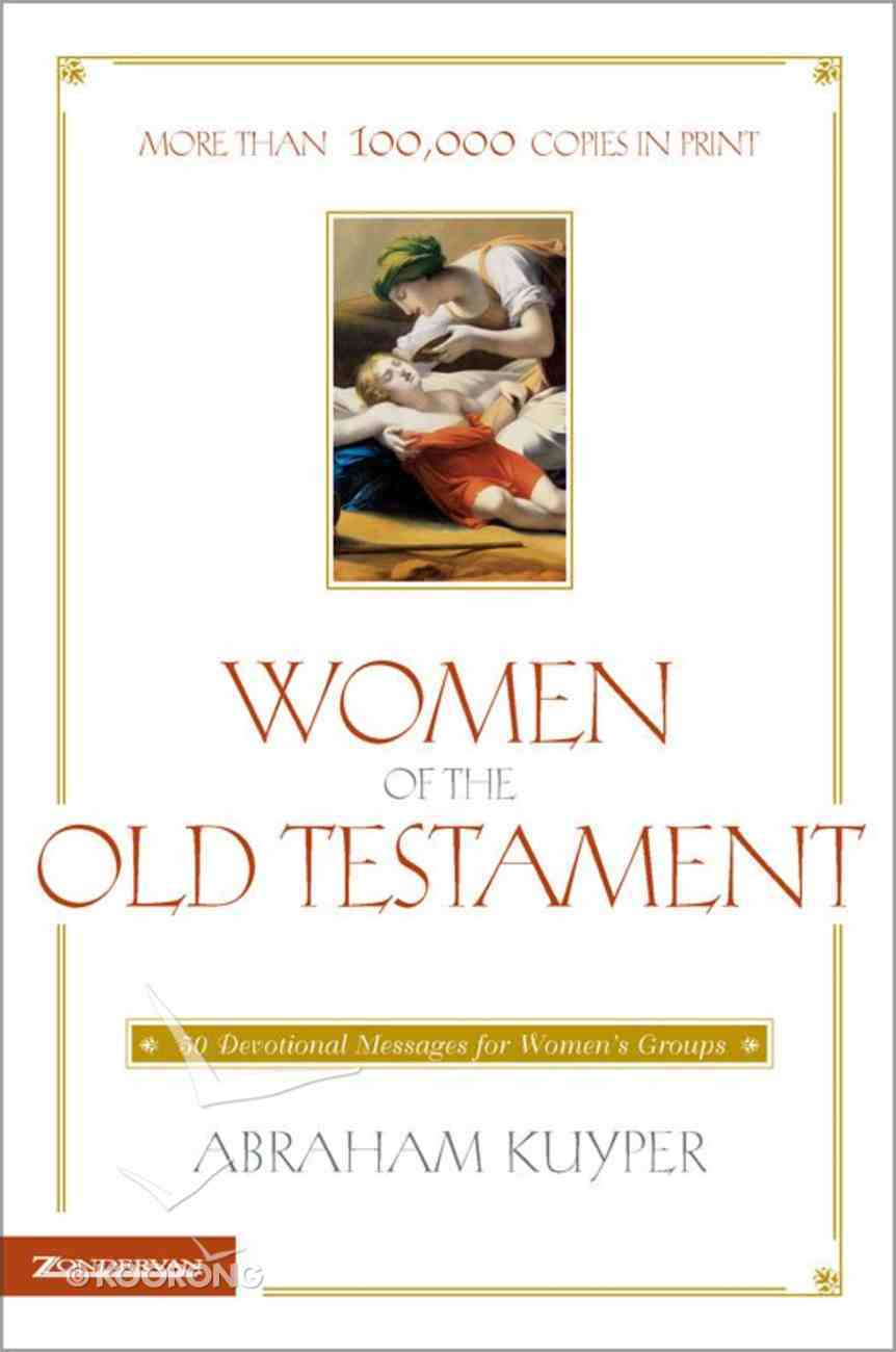 Women of the Old Testament eBook