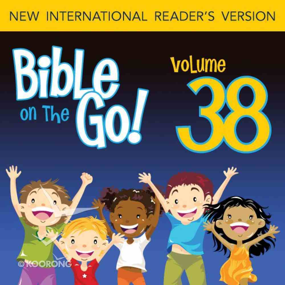 Bible on the Go Vol. 38: Parables and Miracles of Jesus, Part 2 (John 6, 9; Matthew 14, 18; Luke 9-10) eAudio Book