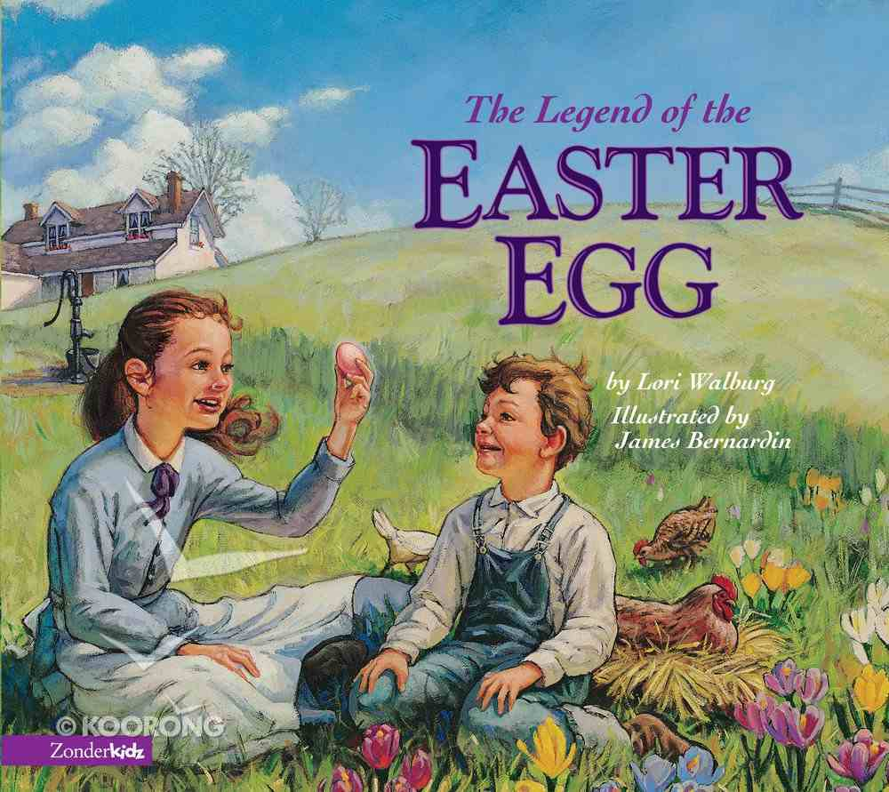The Legend of the Easter Egg eBook