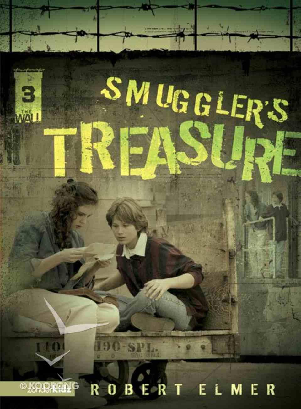 Smuggler's Treasure (#03 in The Wall Series) eBook