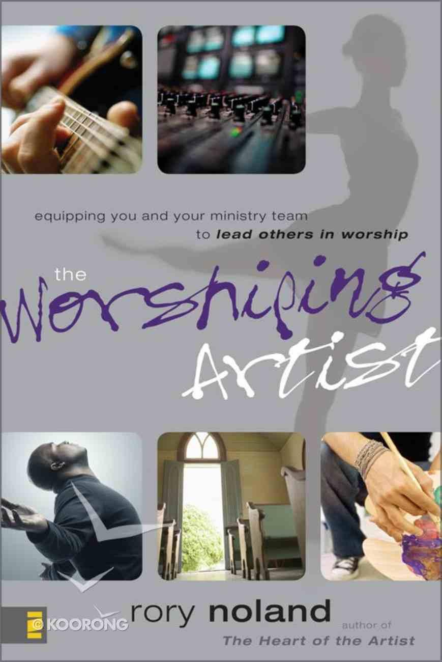 The Worshiping Artist eBook
