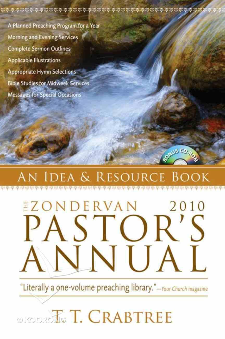 The Zondervan 2012 Pastor's Annual eBook