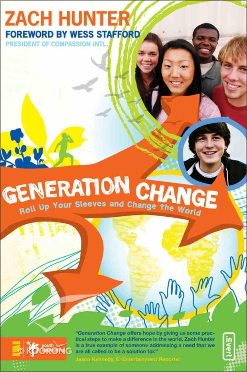 Generation Change eBook