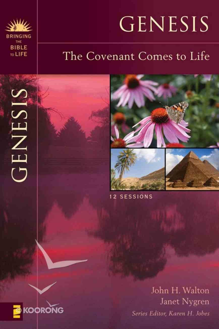 Genesis (Bringing The Bible To Life Series) eBook