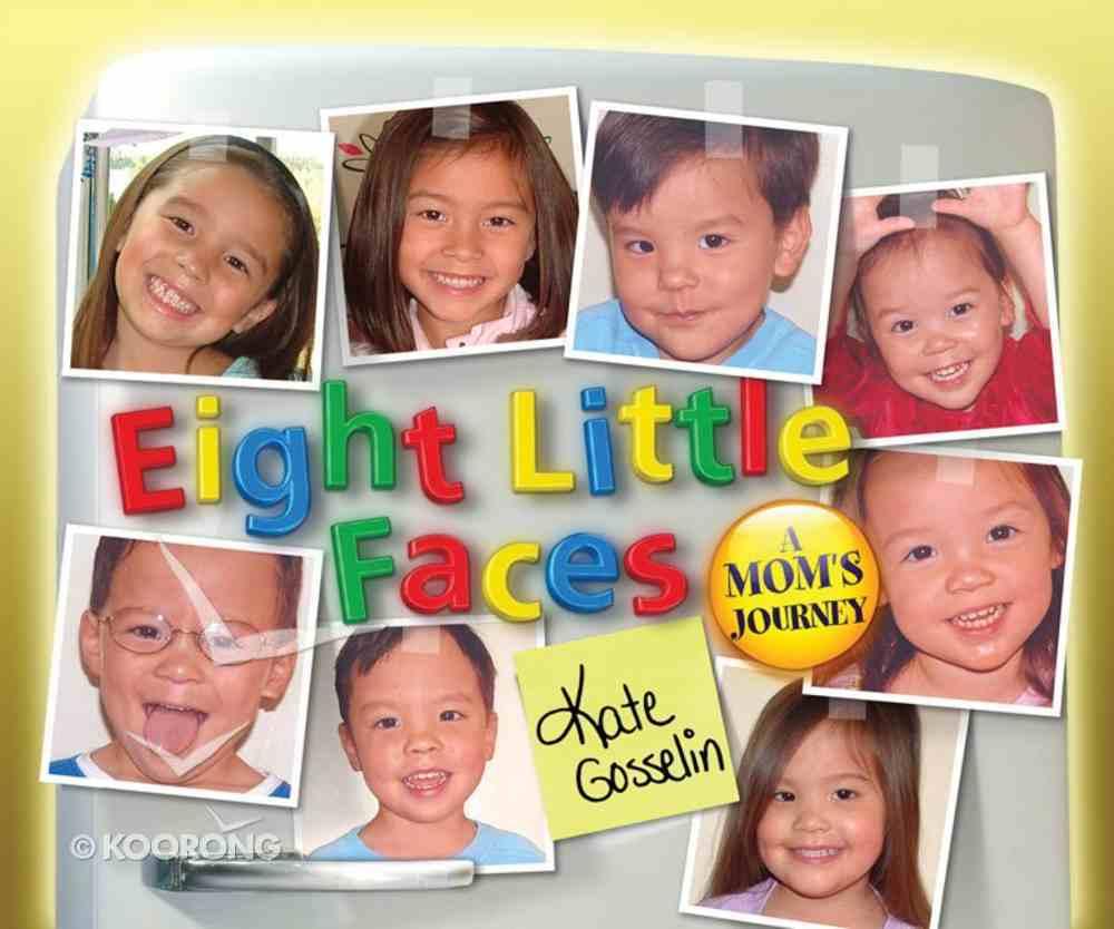 Eight Little Faces eBook