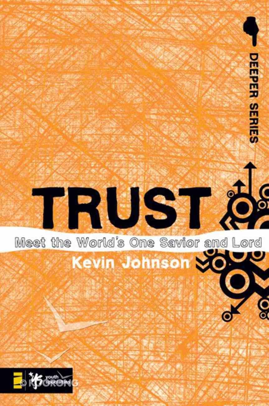 Trust (Deeper Series) eBook