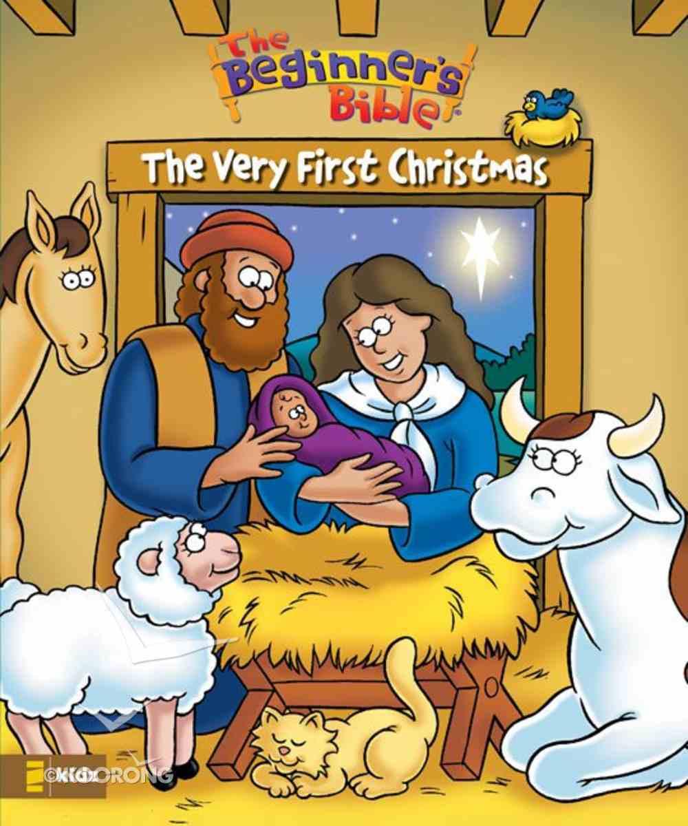 The Very First Christmas (Beginner's Bible Series) eBook