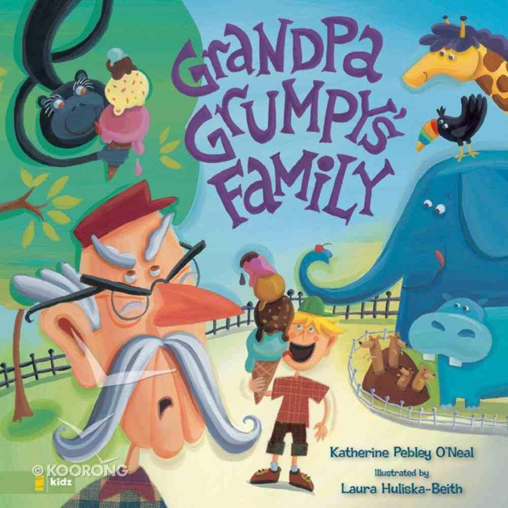 Grandpa Grumpy's Family eBook