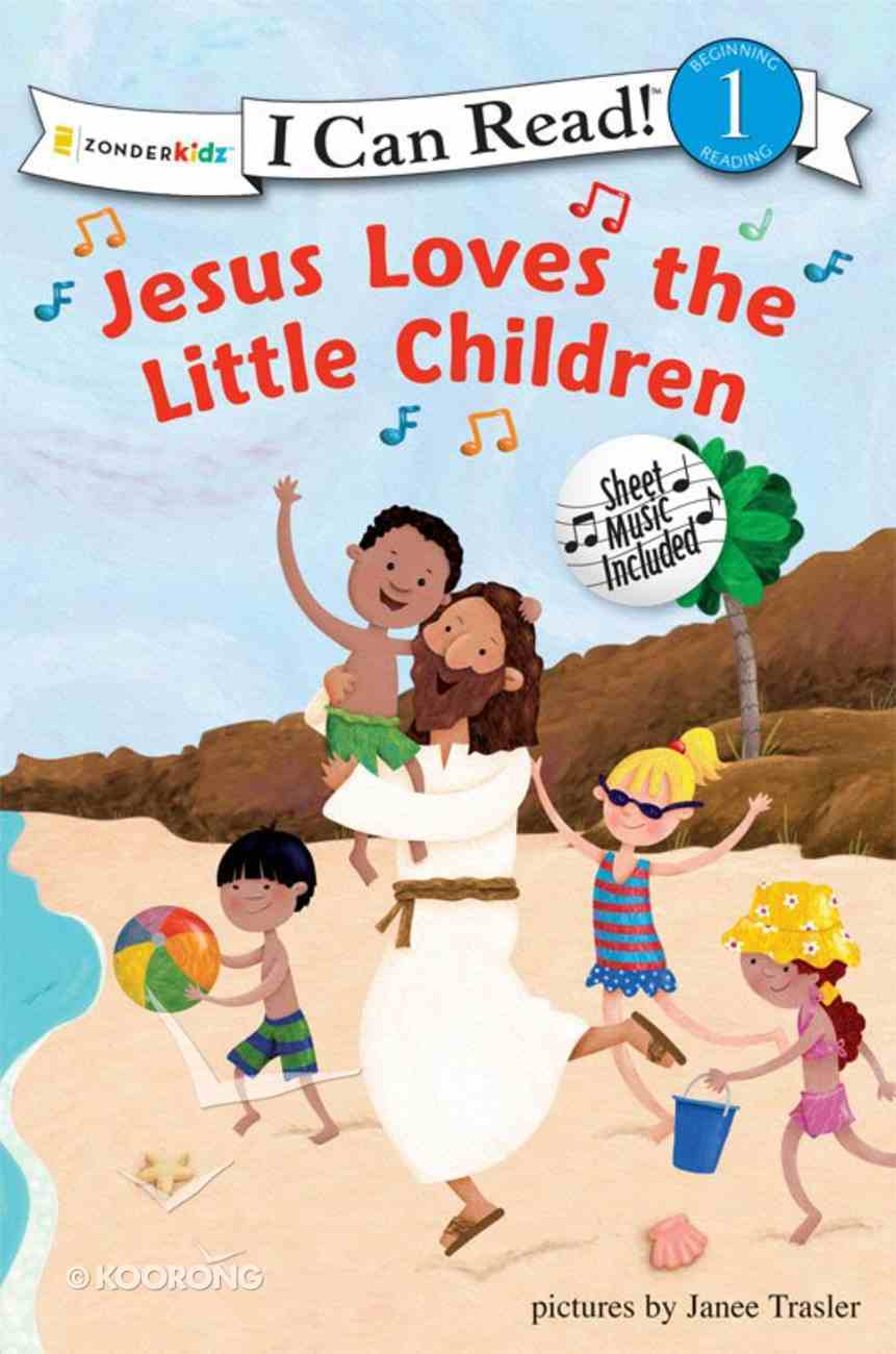 Jesus Loves the Little Children (I Can Read!1 Series) eBook
