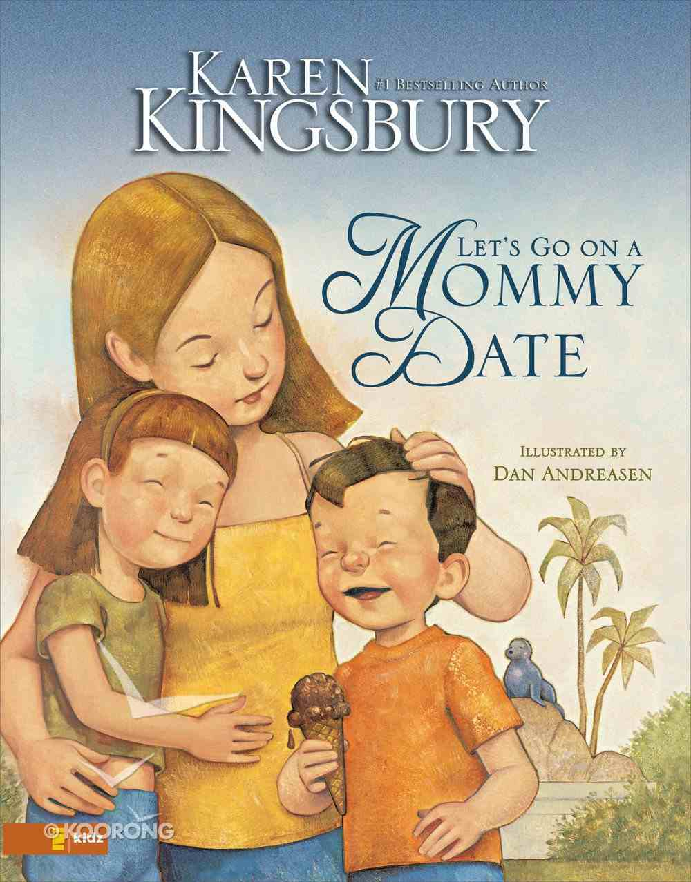 Let's Go on a Mommy Date eBook