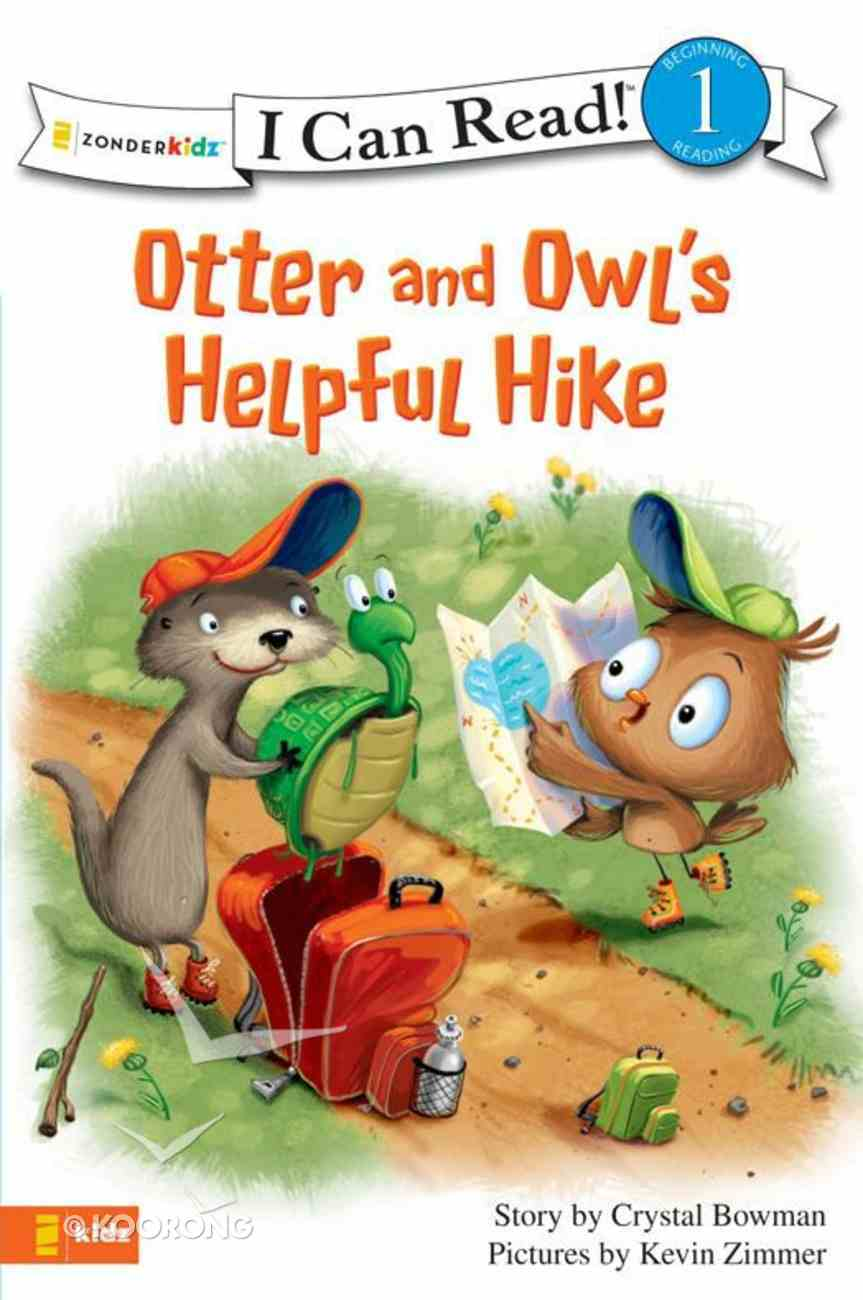 Otter and Owl's Helpful Hike (I Can Read!1 Series) eBook