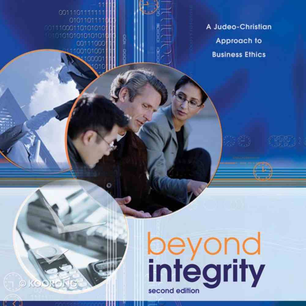 Beyond Integrity eAudio Book
