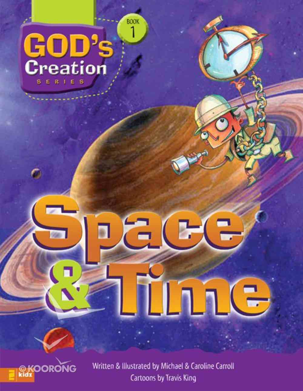 Time and Space (#01 in God's Creation Series) eBook