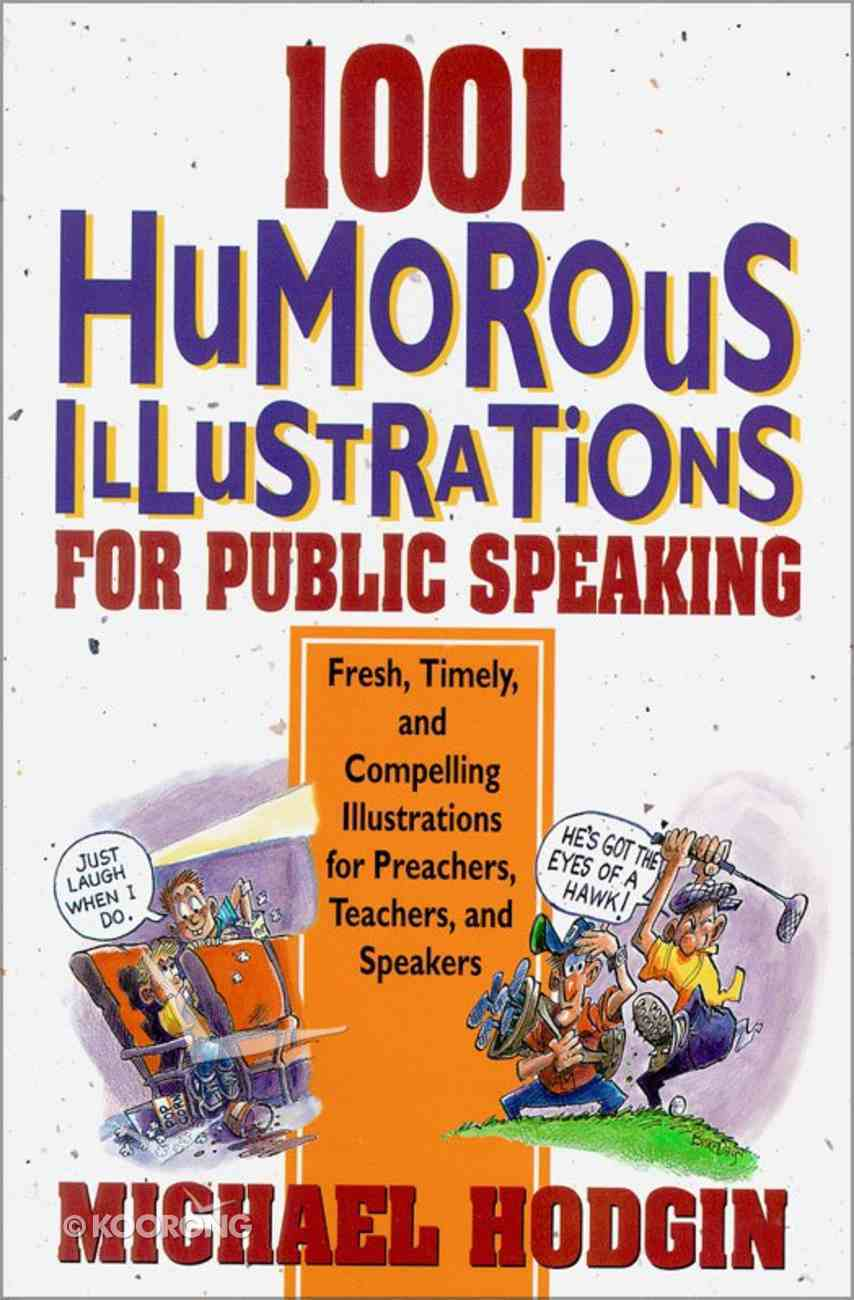 1001 Humorous Illustrations For Public Speaking eBook