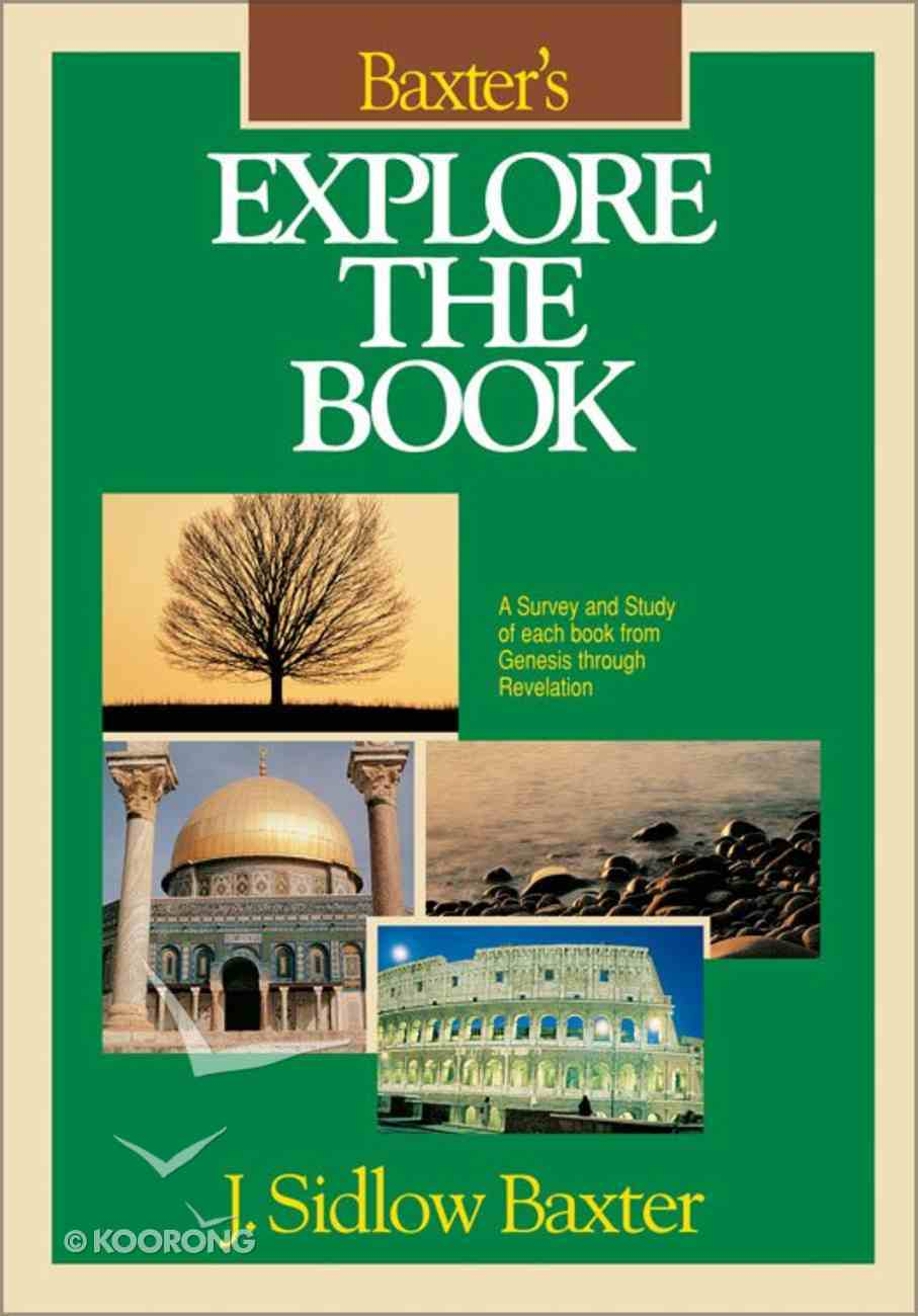 Explore the Book eBook