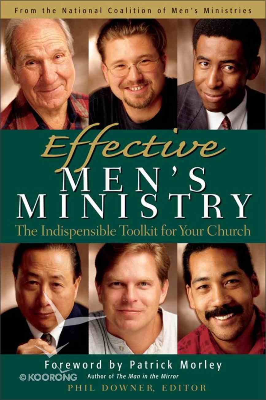 Effective Men's Ministry eBook