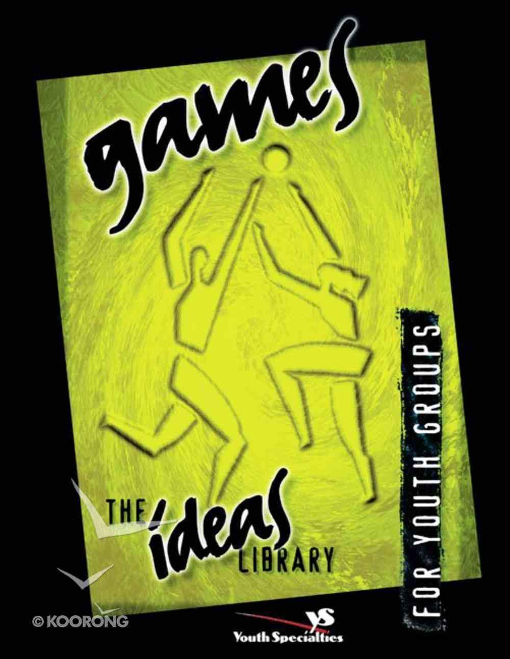 Ideas Library: Games eBook