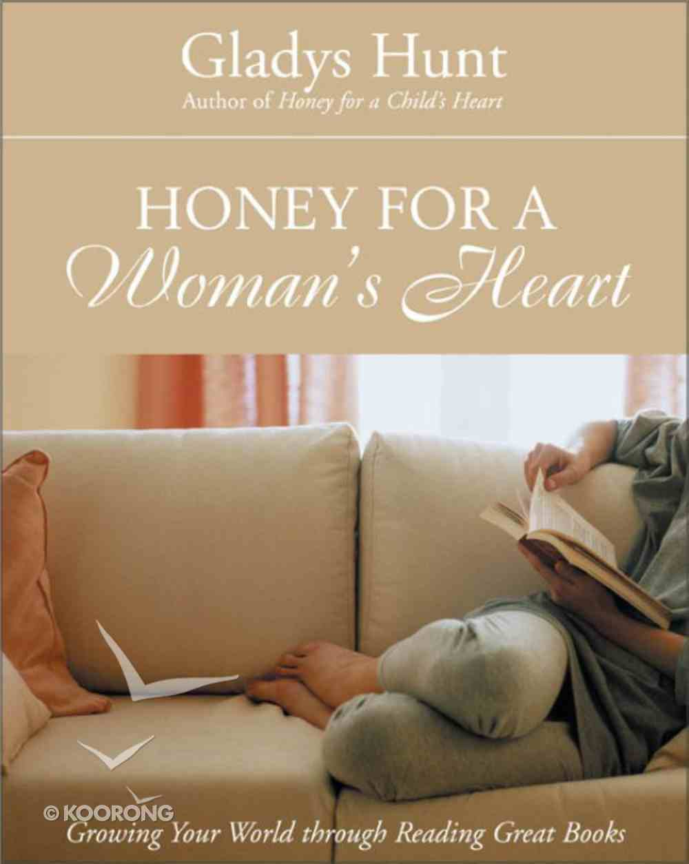 Honey For a Woman's Heart eBook