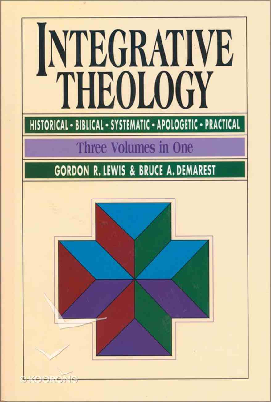 Integrative Theology eBook