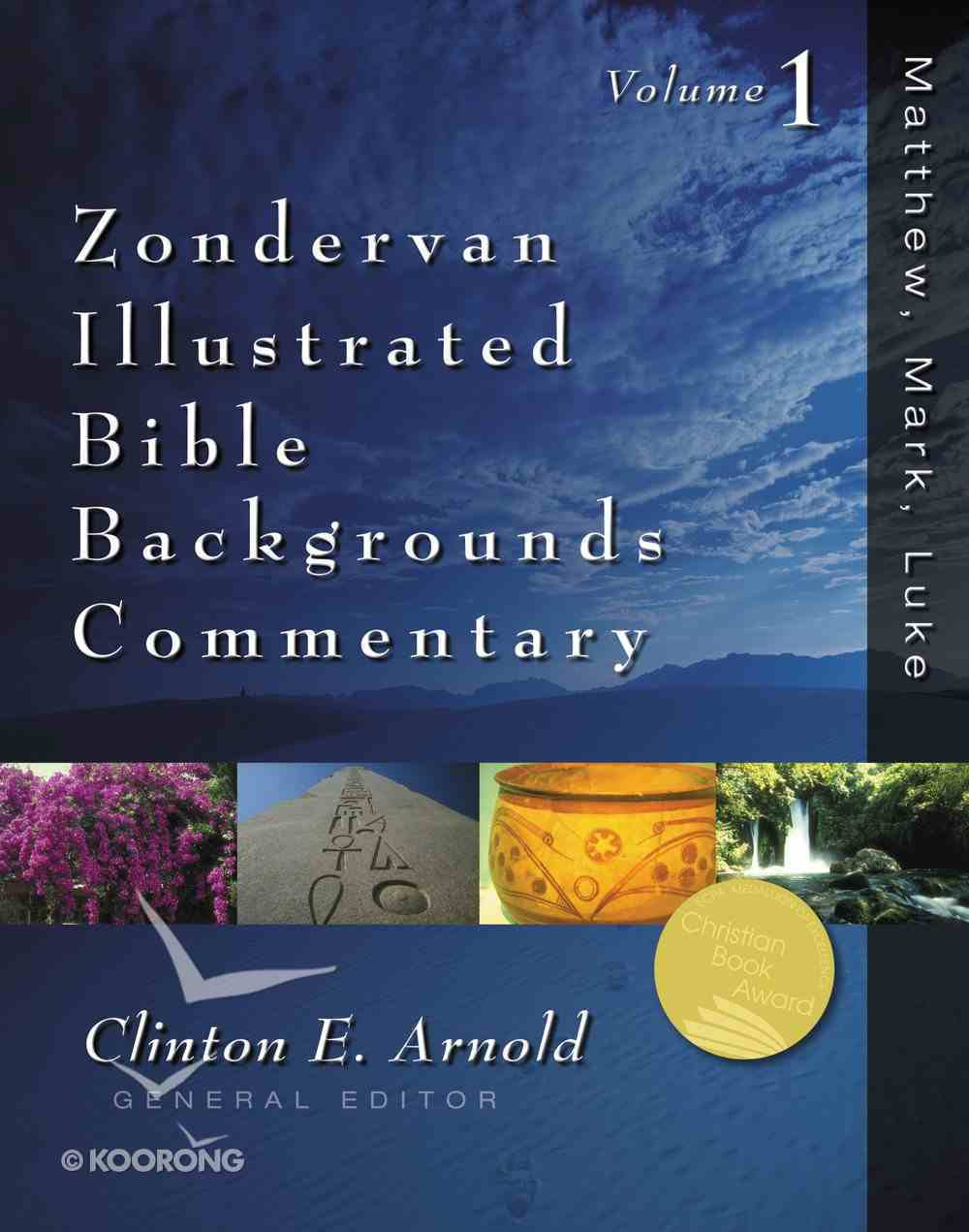 Matthew, Mark, Luke (Zondervan Illustrated Bible Backgrounds Commentary Series) eBook