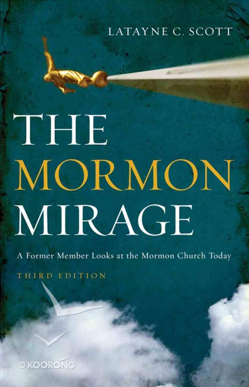 The Mormon Mirage eBook