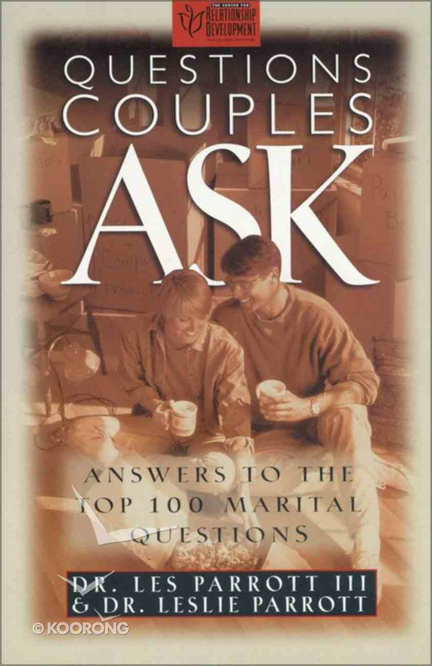 Questions Couples Ask eBook