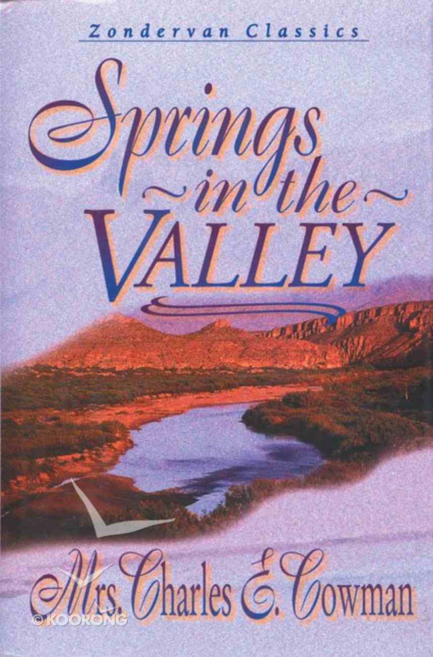 Springs in the Valley eBook