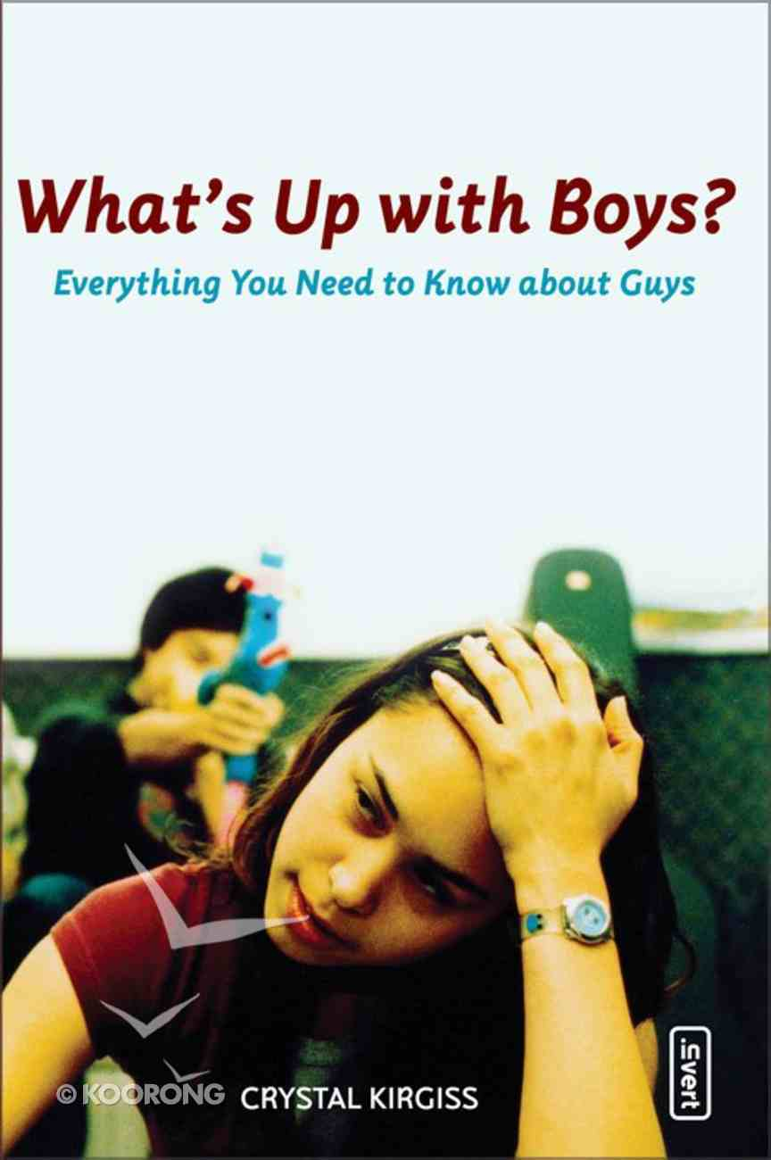 What's Up With Boys? eBook