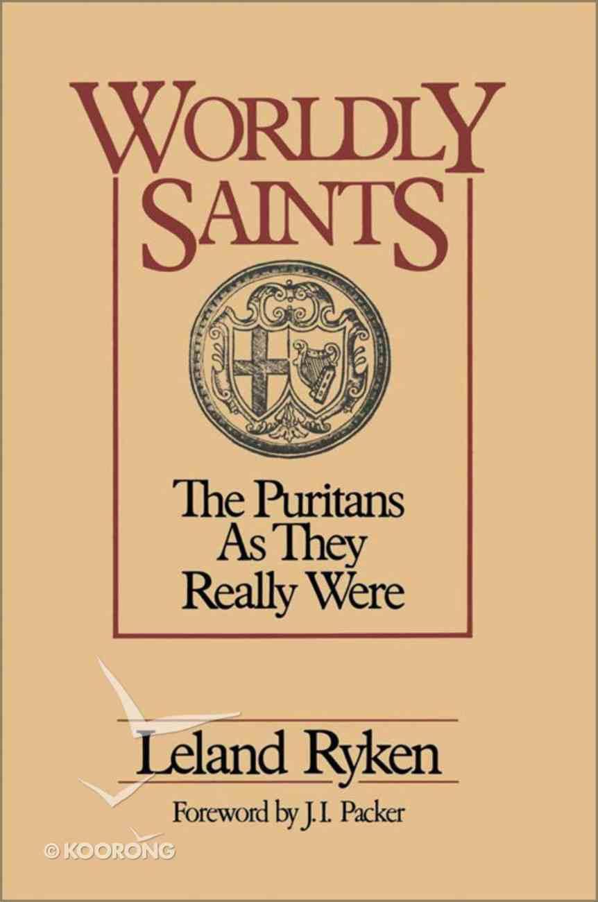 Worldly Saints eBook