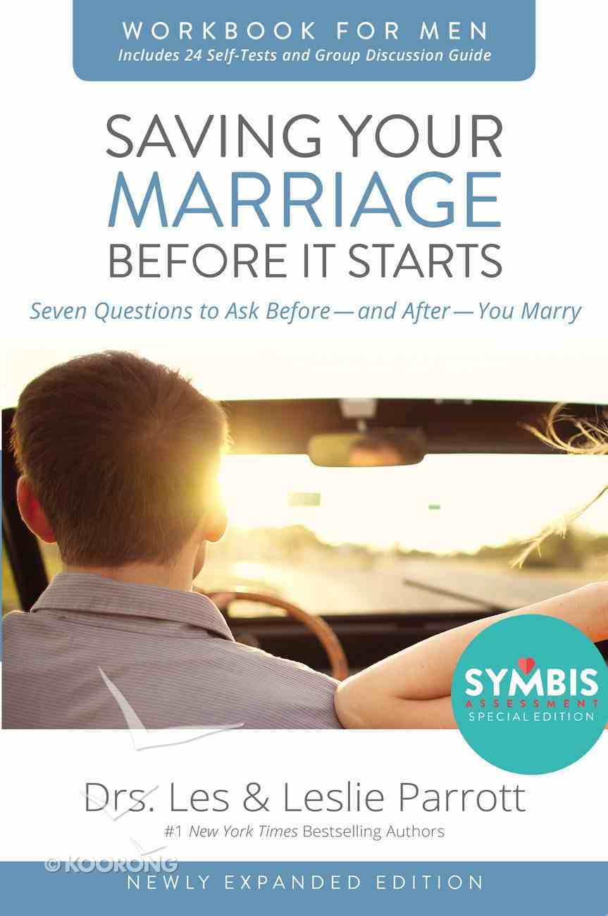 Saving Your Marriage Before It Starts Workbook For Men Updated eBook