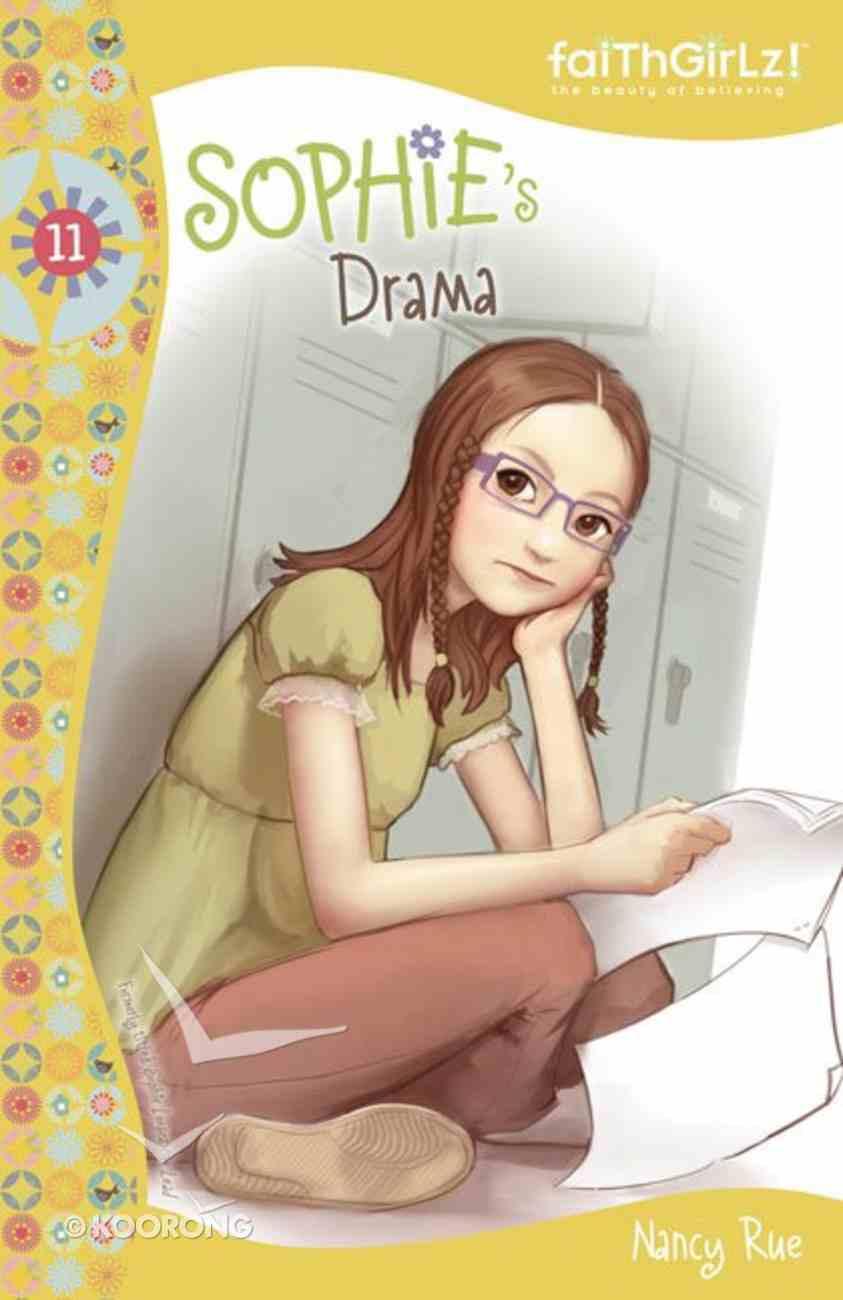 Sophie's Drama (#11 in Faithgirlz! Sophie Series) eAudio Book