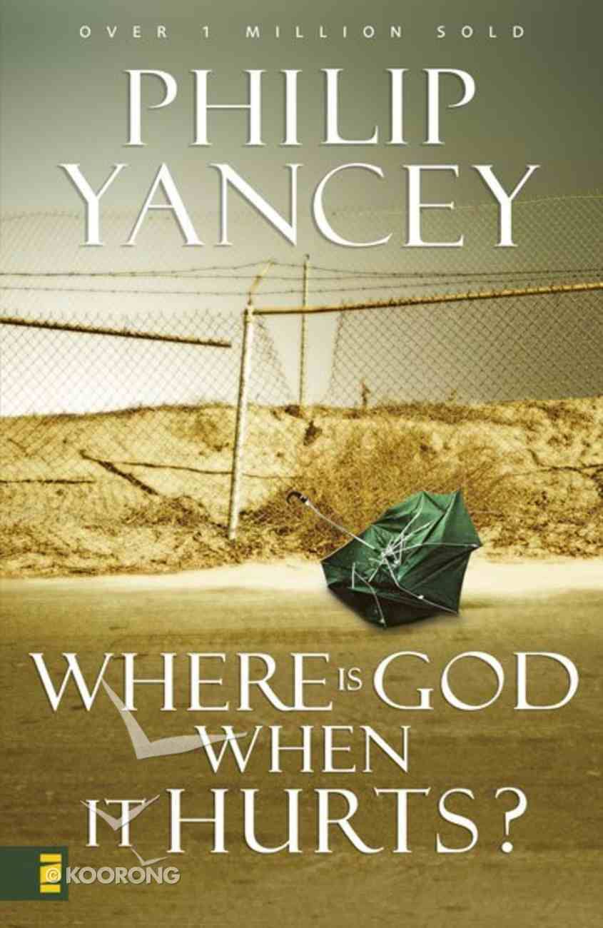 Where is God When It Hurts? eAudio Book