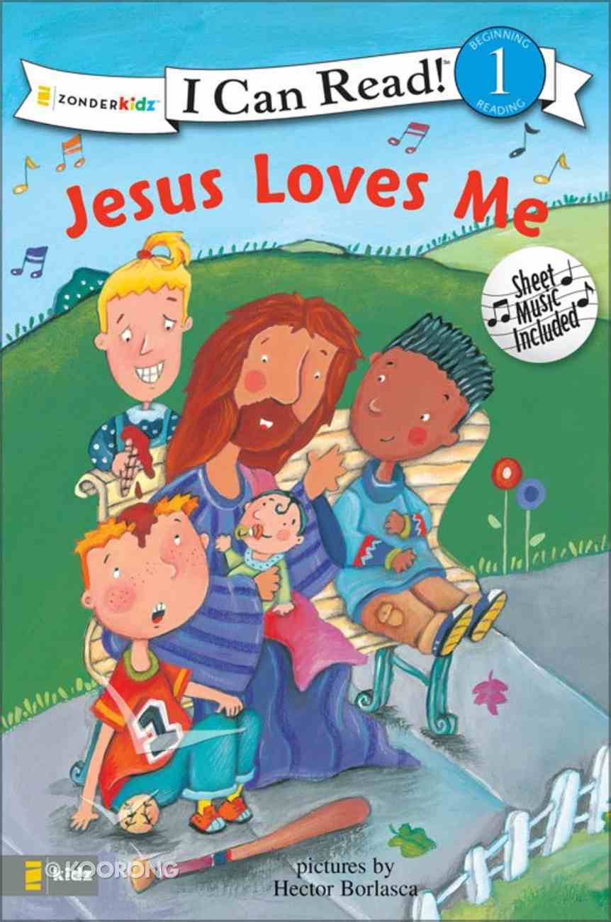 Jesus Loves Me (I Can Read!1 Series) eBook