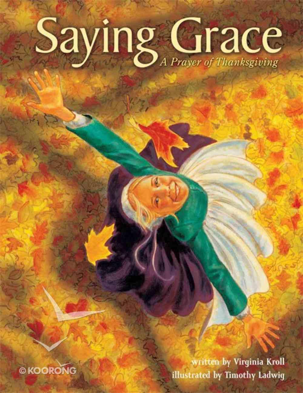 Saying Grace eBook