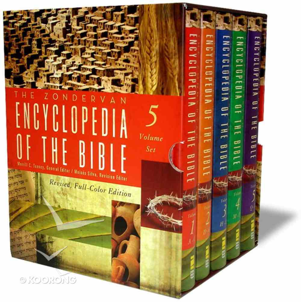 Zondervan Encyclopedia of the Bible, the #05 (#05 in Zondervan Encyclopedia Of The Bible Series) eBook
