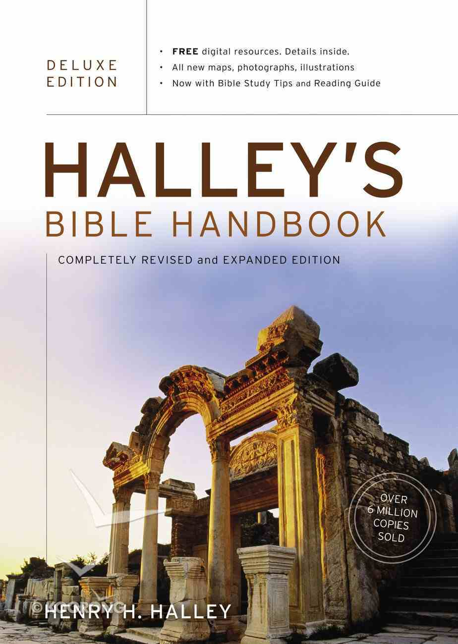 Halley's Bible Handbook NIV eBook