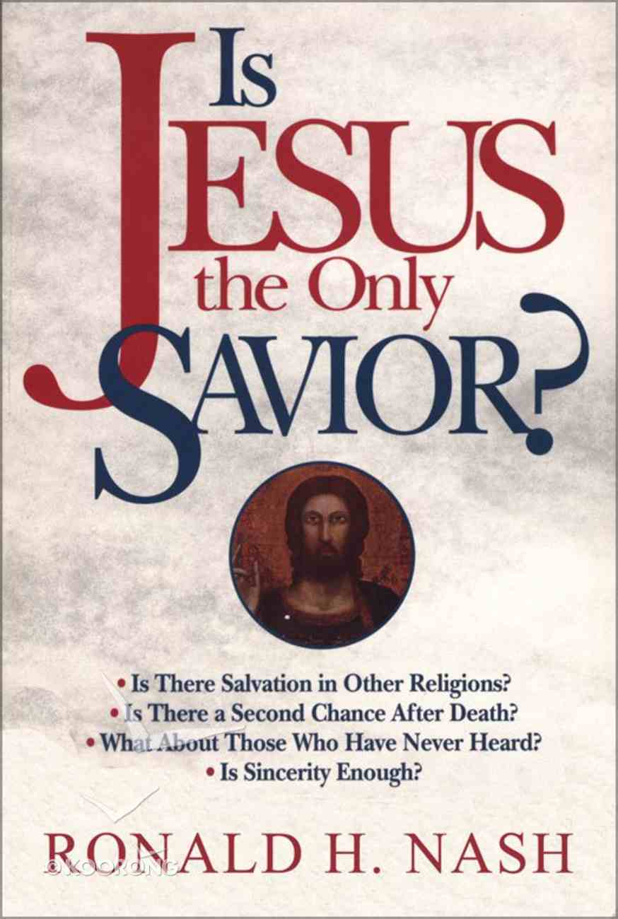 Is Jesus the Only Savior? eBook