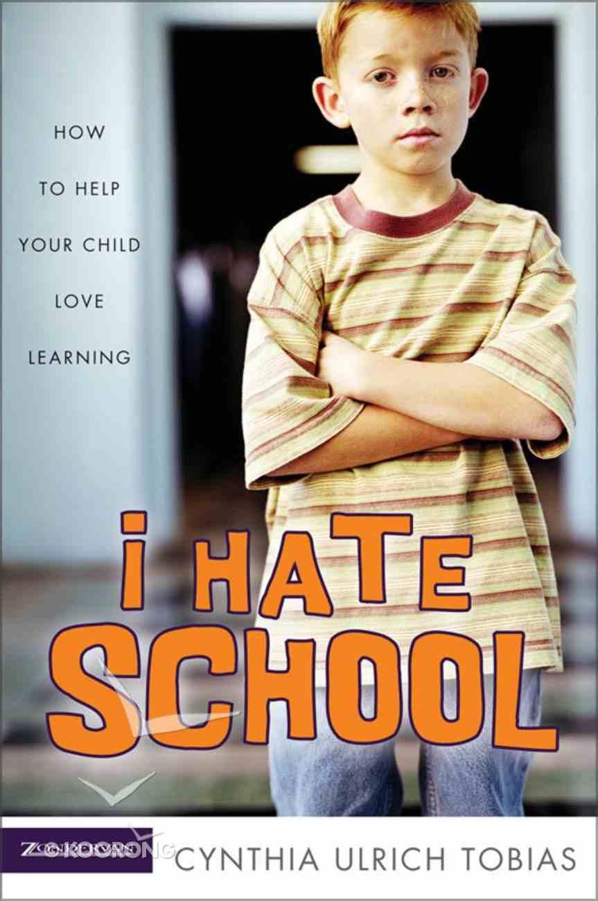 I Hate School eBook