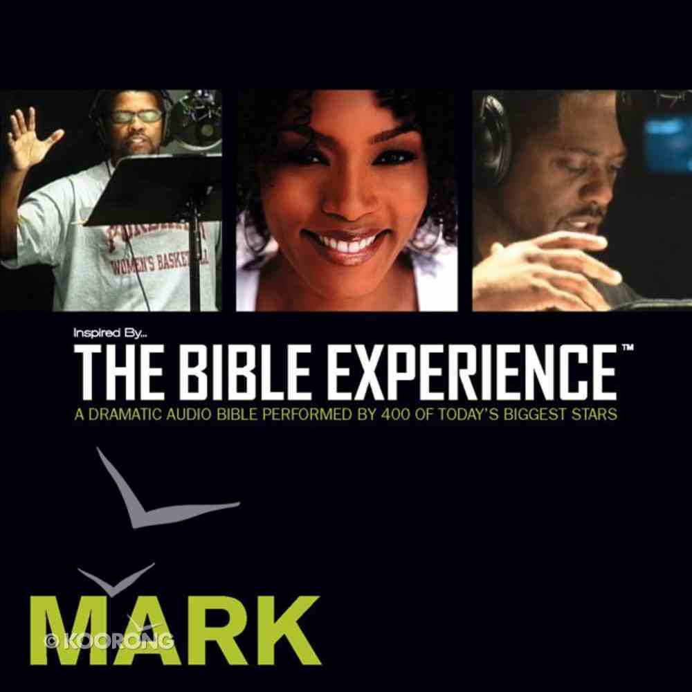 Inspired By?The Bible Experience: Mark, Audio eAudio Book